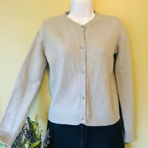 💙Abercrombie & Fitch Lambswool Blend Cardigan
